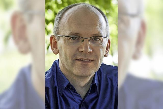 Albrecht Fischer tritt zur Wahl als Bürgermeister an