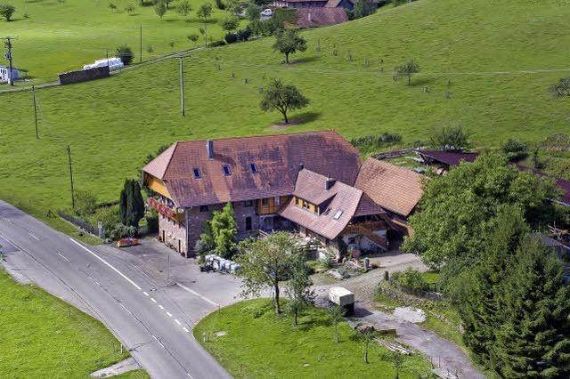 Fixenhof in Schweighausen: Aus einem Hof wurden drei