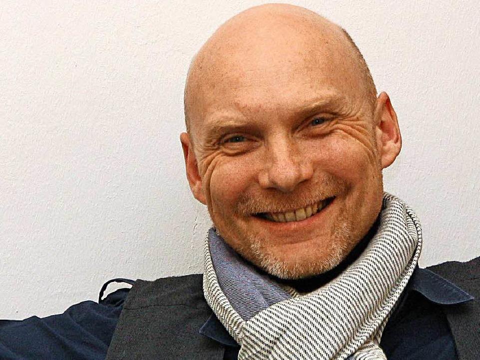 Mobilitätsforscher Stephan Rammler  | Foto: Nicolas Uphaus