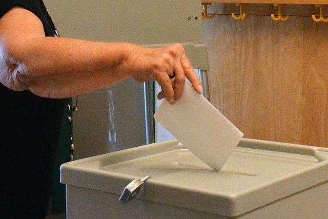 St. Blasien wählt am heutigen Sonntag einen neuen Bürgermeister