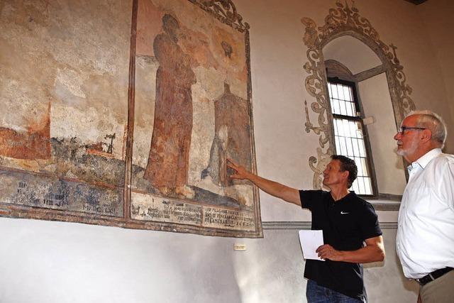 Restaurierte Margarethenkapelle soll Empfangs-, Ausstellungs und Konzertort werden