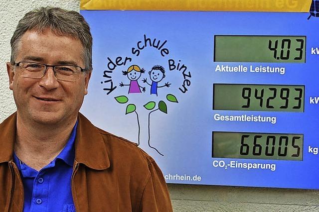 Fast 340 000 Kilowattstunden an Sonnenstrom