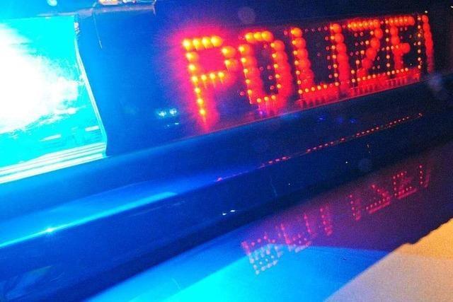 Sechs Verletzte bei schwerem Unfall auf der B 31 bei Kirchzarten