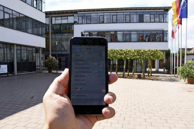 Denzlingen bietet jetzt kostenloses Internet am Rathaus an