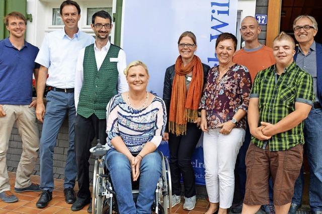 Behinderten mehr Gehör in der Politik verschaffen