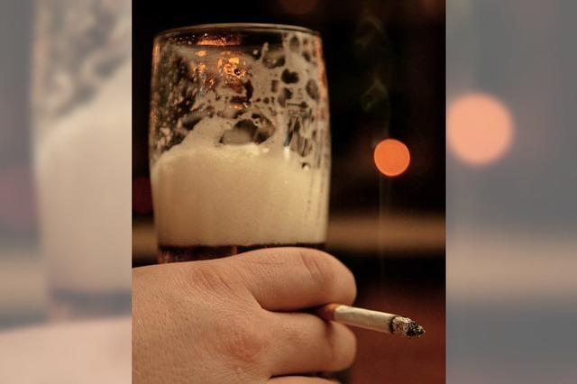 Seit zehn Jahren gilt das Rauchverbot - Wirte haben sich arrangiert