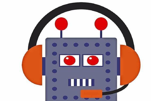 Im Kundenservice werden immer mehr Chatbots eingesetzt