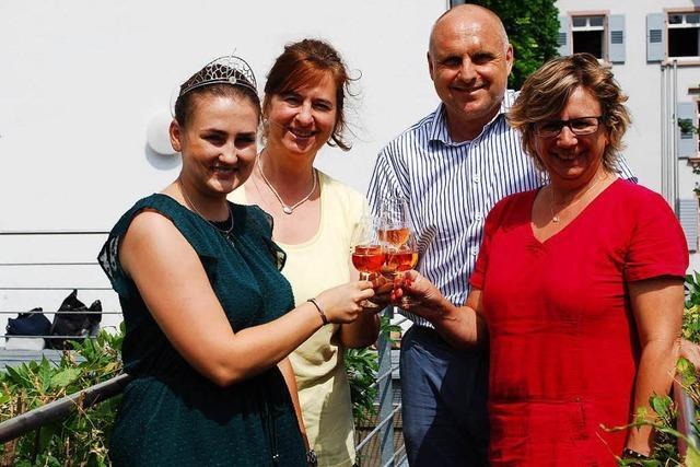 Am Freitag beginnt das Breisgauer Weinfest