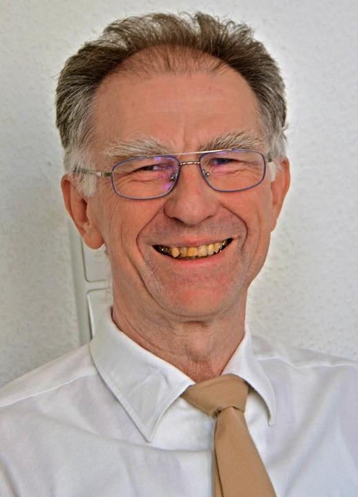 Eduard Schoppe ist neuer CDU-Stadtrat.  | Foto: Gerhard Walser