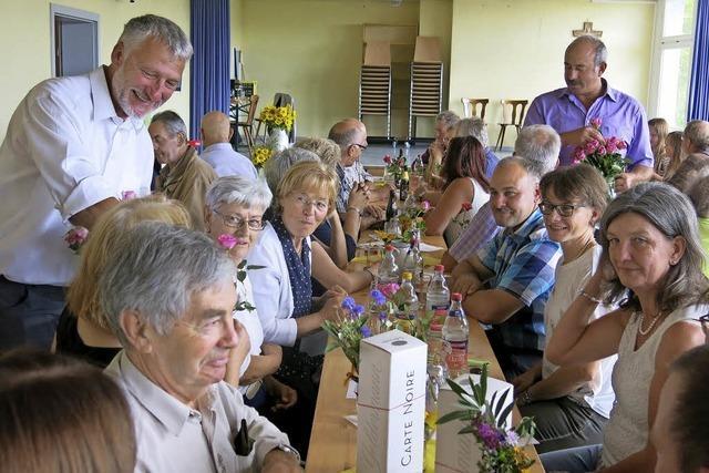 Kirchengemeinde Dillendorf feiert ganz groß