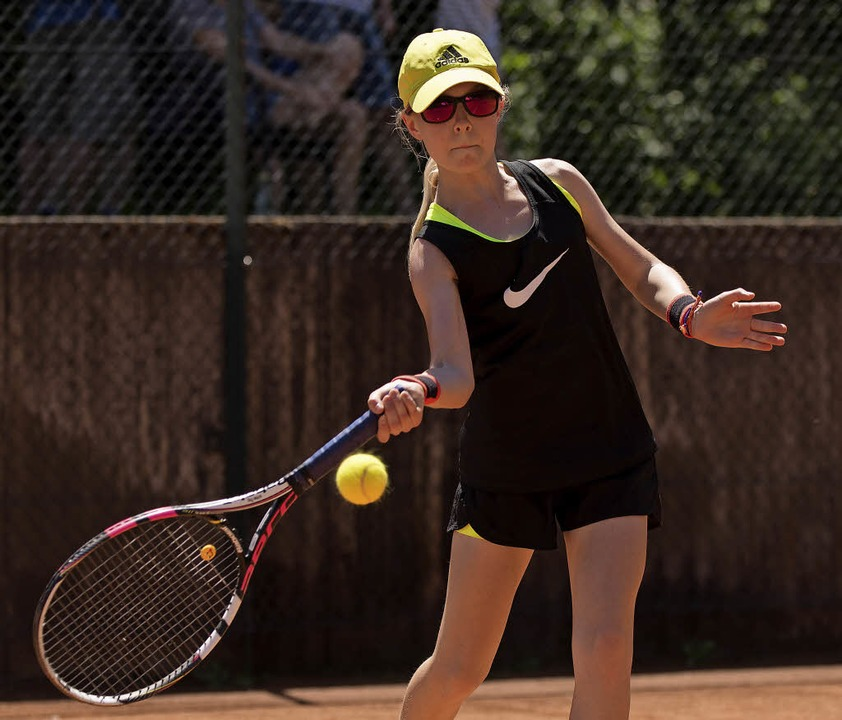 Siegerin des Frauen-B-Finales: Aimée Frey   | Foto: Markus Schächtele