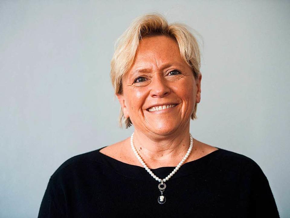 Susanne Eisenmann  | Foto: dpa