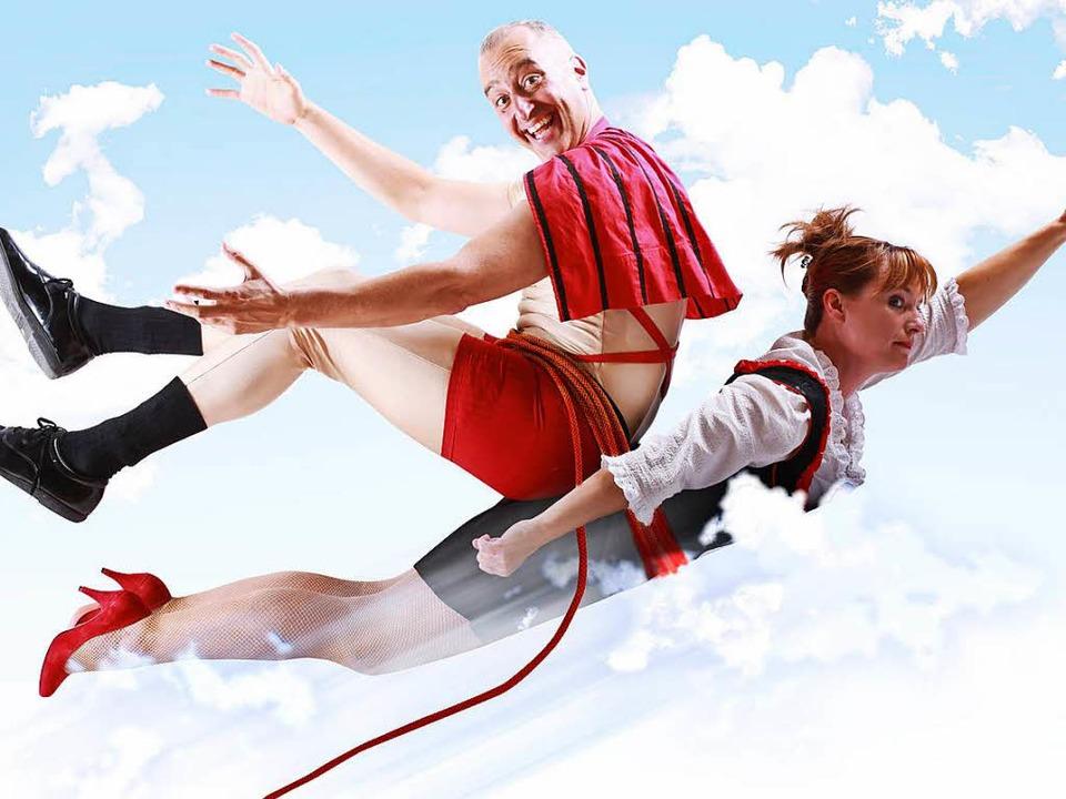 Akrobatik als Schwerpunkt    Foto: Veranstalter