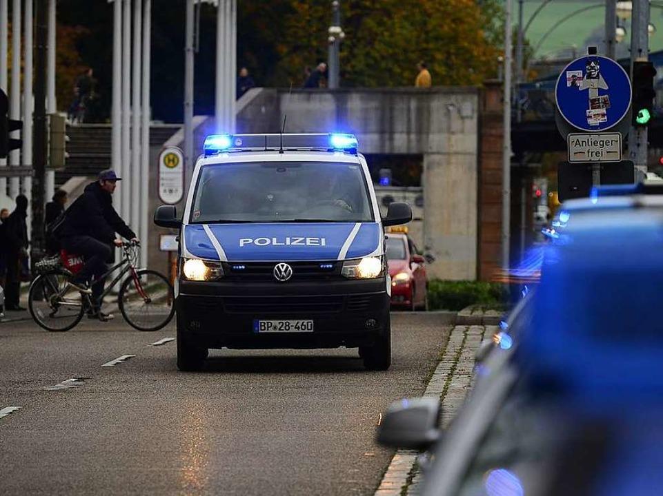 Der 25-Jährige wurde am Hauptbahnhof verhaftet (Symbolbild).  | Foto: Ingo Schneider