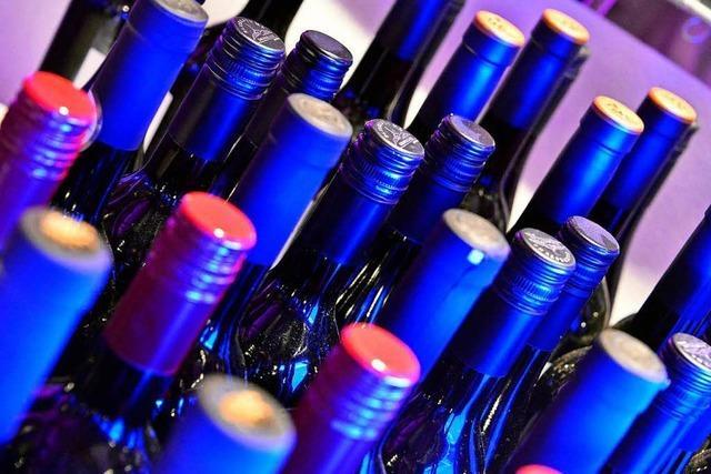Über 400 Weine beim großen Weinfest für Kaiserstuhl und Tuniberg