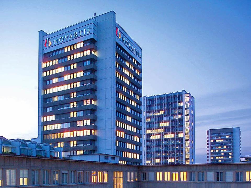 Basels Großkonzerne wie Novartis besch... viele Grenzgänger (Archivbild, 2011).    Foto: Novartis