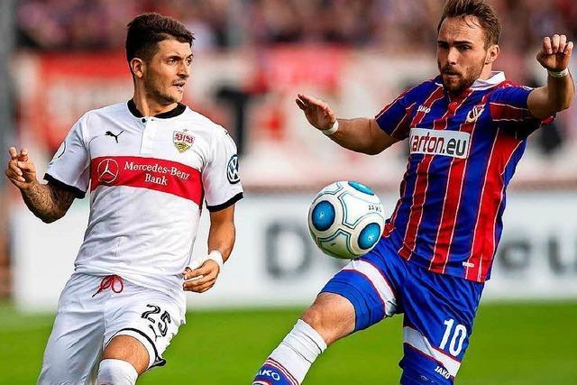 Fußballer Fabio Viteritti aus Weil über den Pokalfight gegen Stuttgart