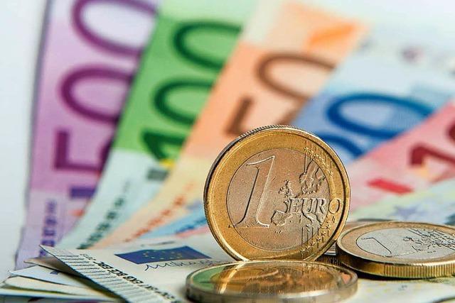 Gute Konjunktur – Steuereinnahmen im Land sprudeln