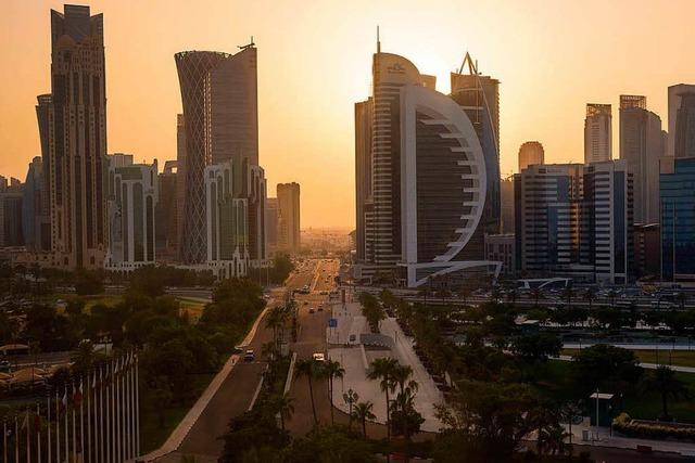 Emirat Katar hat die Blockade bislang gut überstanden