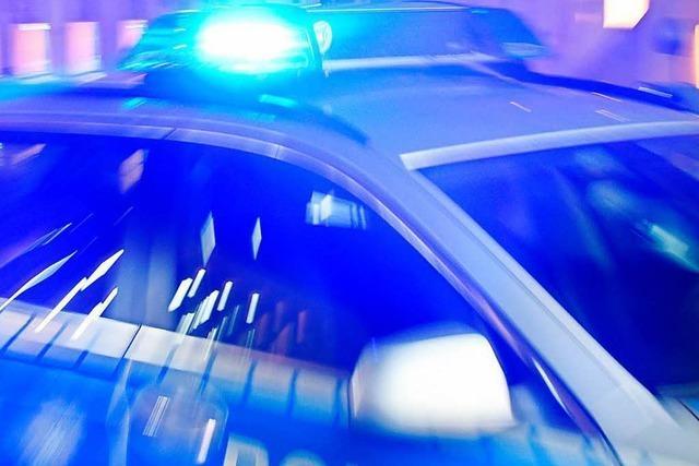 Polizei verhaftet 31-Jährigen bei Verkehrskontrolle