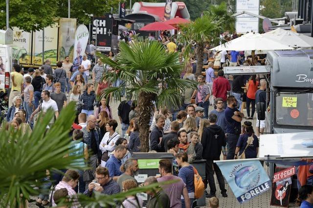 Messe Freiburg lädt am 19. und 20. August ein