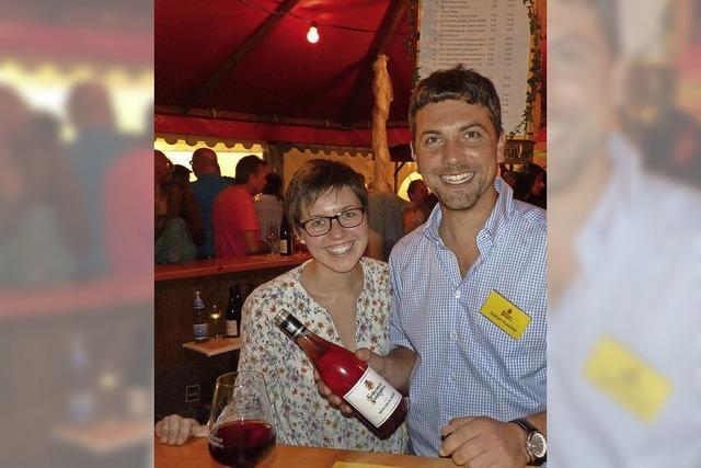 Ein Weinfest mit Kultstatus