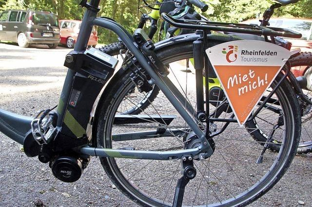 E-Bike macht den Dinkelberg mobil