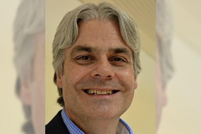 Lukas Ott wird Kantons- und Stadtentwickler