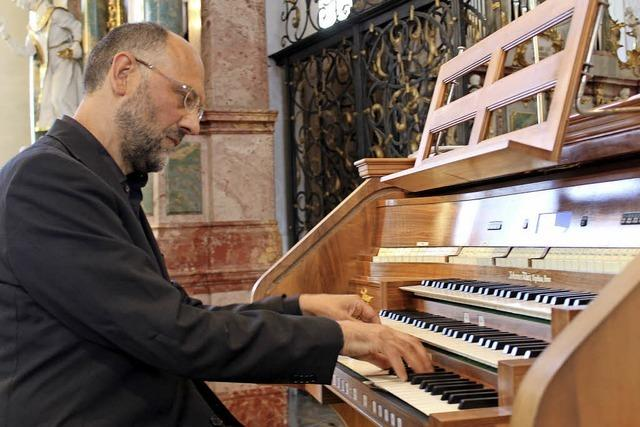 Orgelwanderung durch die Jahrhunderte