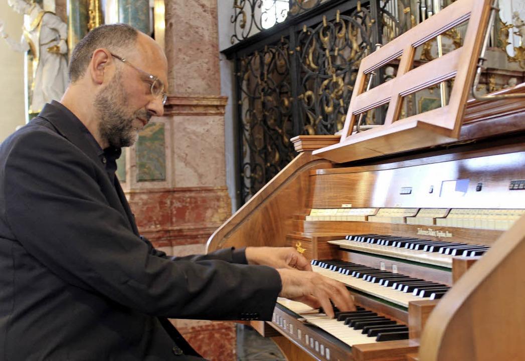 Ein wesentlicher Bestandteil des Konze...elmusik des 19. und 20. Jahrhunderts.   | Foto: Erich Krieger