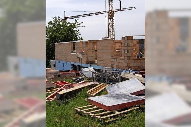 Baugrundstücke verteuern sich im Schnitt um bis zu 20 Prozent