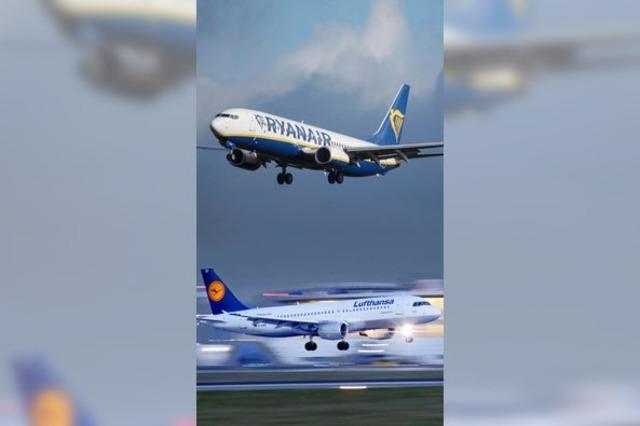 Ryanair sieht Komplott in möglicher Air-Berlin-Übernahme
