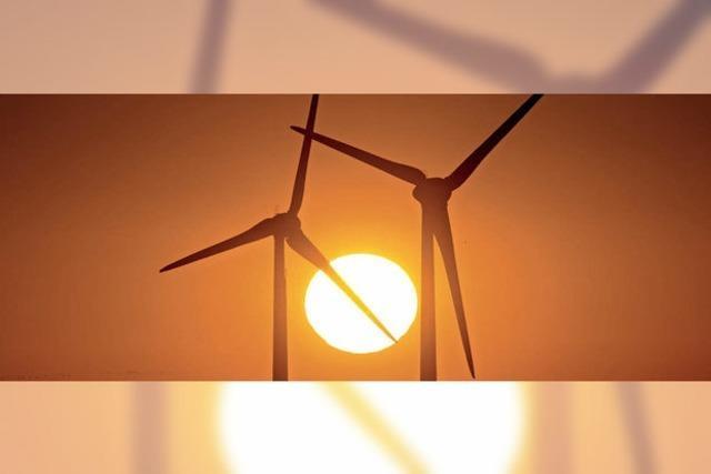 Zweifel an regionalen Windparks