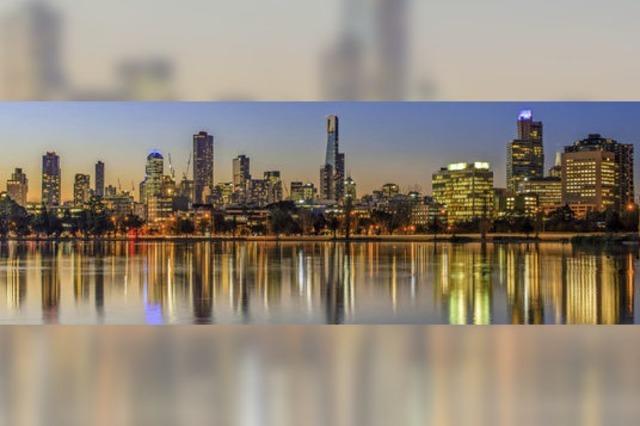 Melbourne ist die lebenswerteste Stadt der Welt