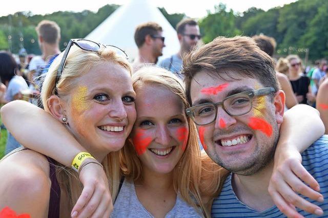 Am 2. September in Weil am Rhein: Elektronische Musik total
