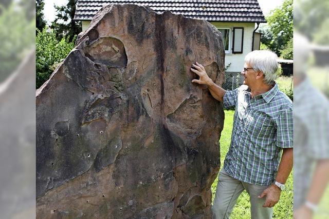 Gedenkstein in Schuttern beschädigt