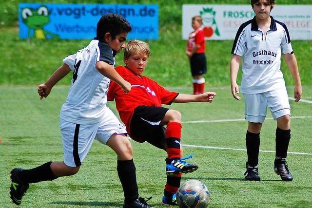 FC Hauingen sucht für 13 Knirpse einen Fußballtrainer