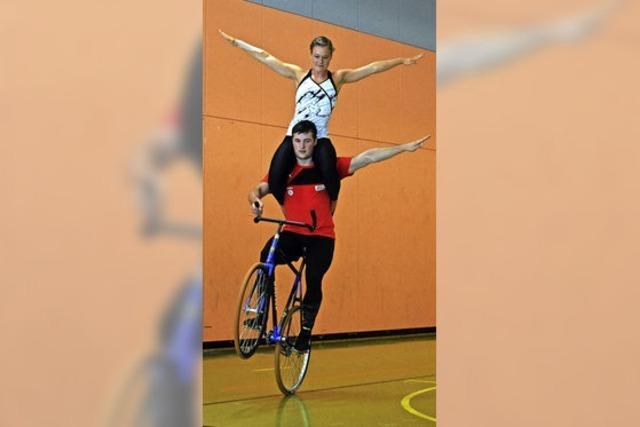 Rad-Artisten geht der Nachwuchs aus