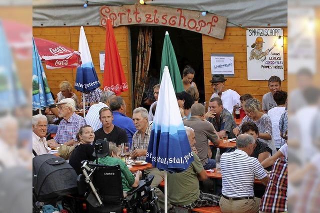 Eimeldingen lädt zum 40. Dorffest