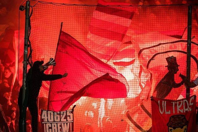 Ultras in der Bundesliga: zwischen Tradition und Krawall