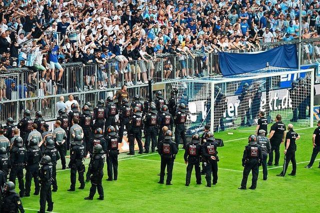 Personalisierte Tickets: Das Fußballstadion muss gläsern werden