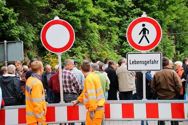 Verkehrsminister kommt ins Albtal