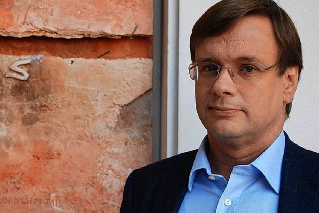 Der Lörracher Staatsanwalt Franz-Josef Heering fühlt sich dem Recht verpflichtet