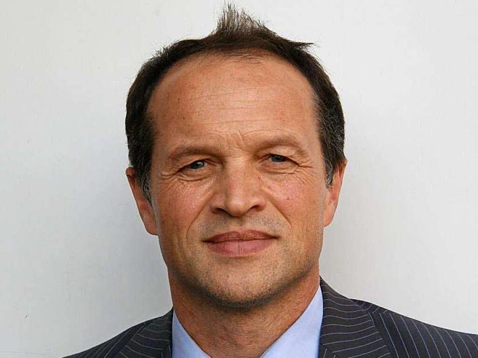 Georg Binkert ist der vierte Bewerber für die Bürgermeisterwahl in Herbolzheim.  | Foto: privat