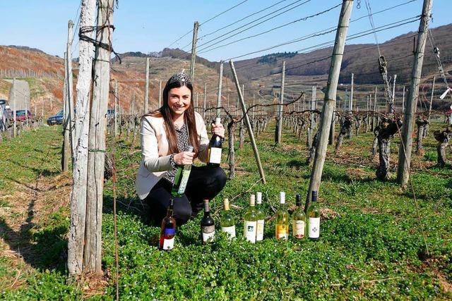 BZ-Interview mit der scheidenden Weinprinzessin Madleen Baumgartner