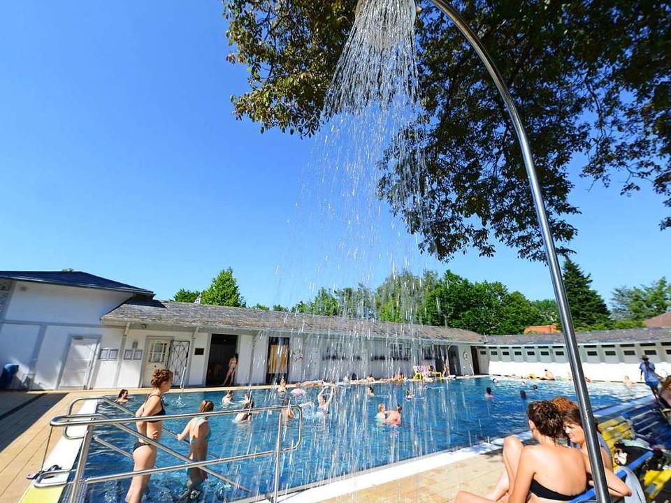 Das Loretto-Damenbad ist das einzige seiner Art in Deutschland.  | Foto: Rita Eggstein