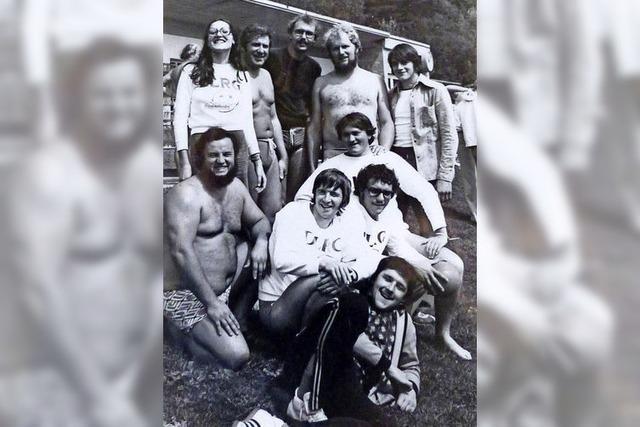 DLRG feiert 50-jähriges Bestehen