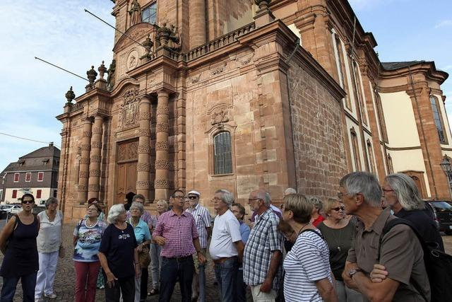 BZ-Hautnah: Leserführung durchs Kloster Schuttern