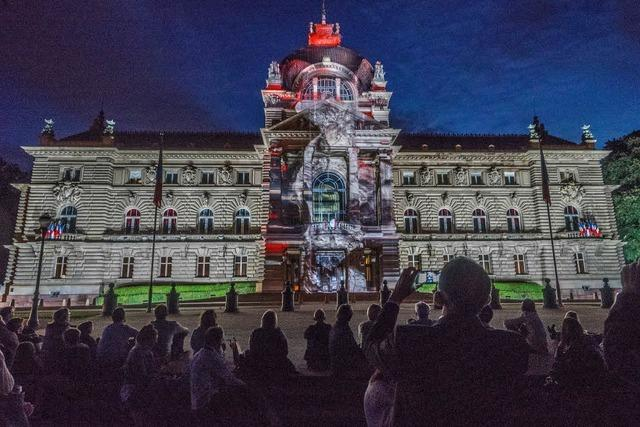 Hohe Ehre für den Palais du Rhin