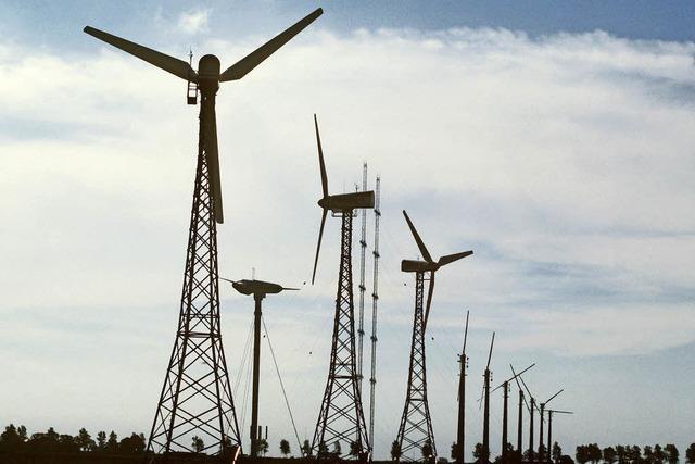 1987 wurde in Schleswig-Holstein der erste Windpark der Republik eröffnet